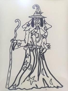 Wizard Vixil